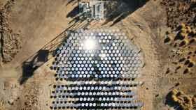 La energía solar da un paso de gigante con  espejos girasoles inteligentes