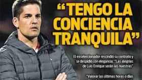 Portada SPORT (21/11/2019)