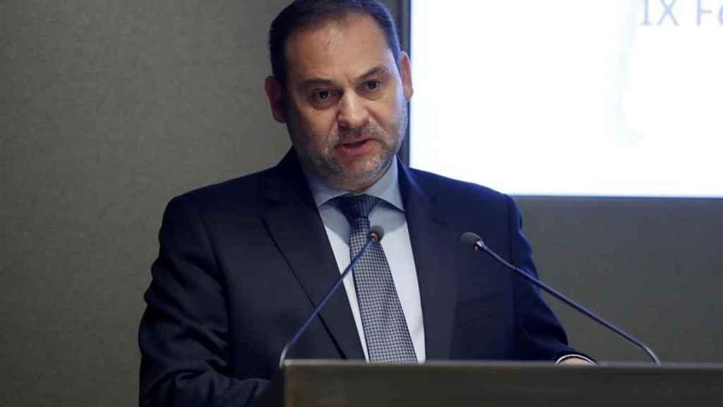 Jose Luis Ábalos, ministro de Transportes, Movilidad y Agenda Urbana.