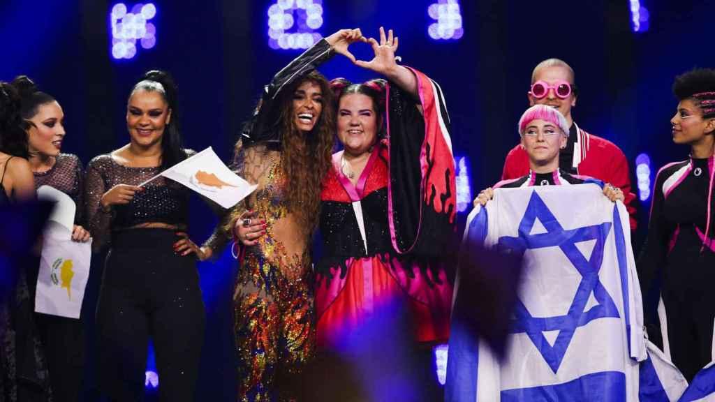 Eurovisión 2018 fue la única emisión no deportiva entre las 50 más vistas del año.