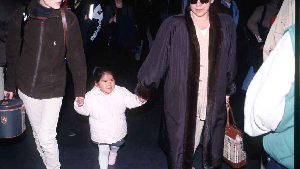Isa P fue adoptada por Isabel Pantoja.