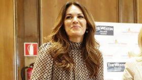 Fabiola Martínez, mujer de Bertín Osborne, durante uno de sus últimos actos.