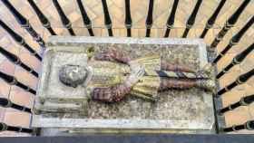 La tumba del infante don Carlos.