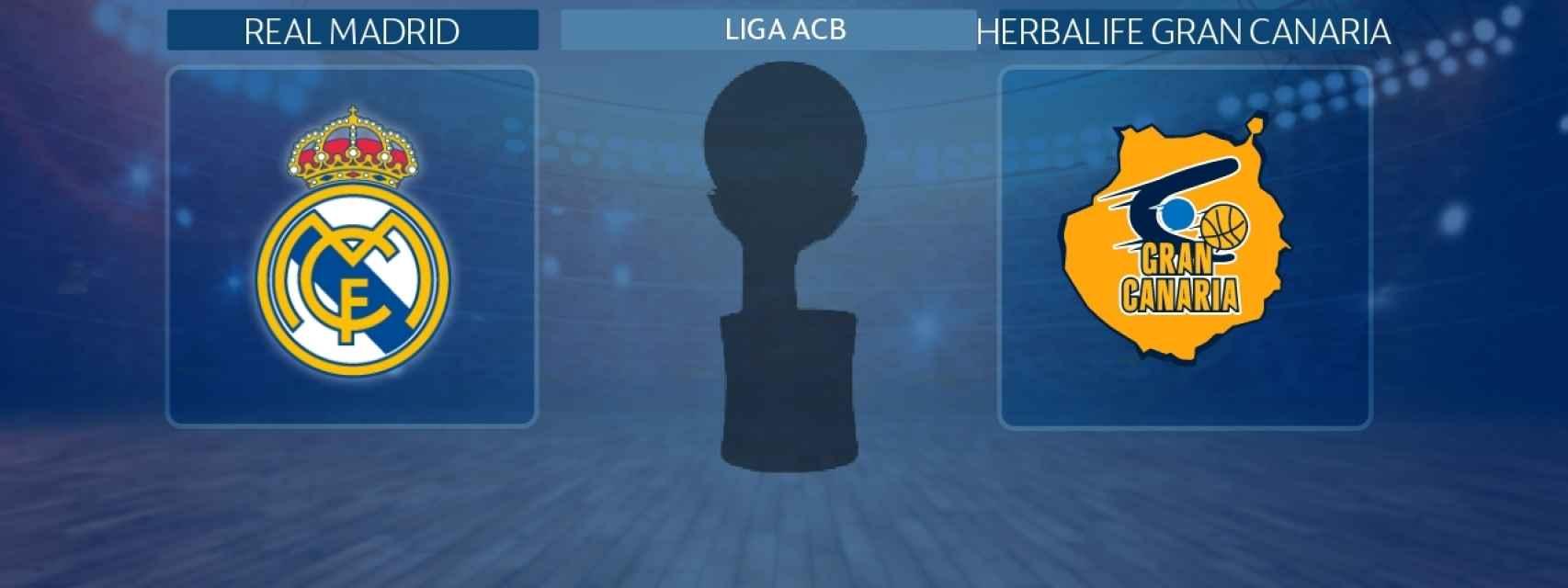 Real Madrid - Herbalife Gran Canaria