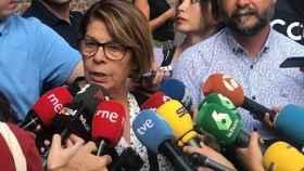 La diputada de Más País, Inés Sabanés
