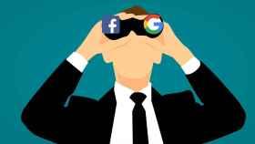 facebook google vigilancia espia prismaticos