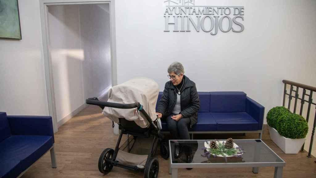 María es abuela de cinco nietos, que en la actualidad no tienen pediatra asignado en la sanidad pública.