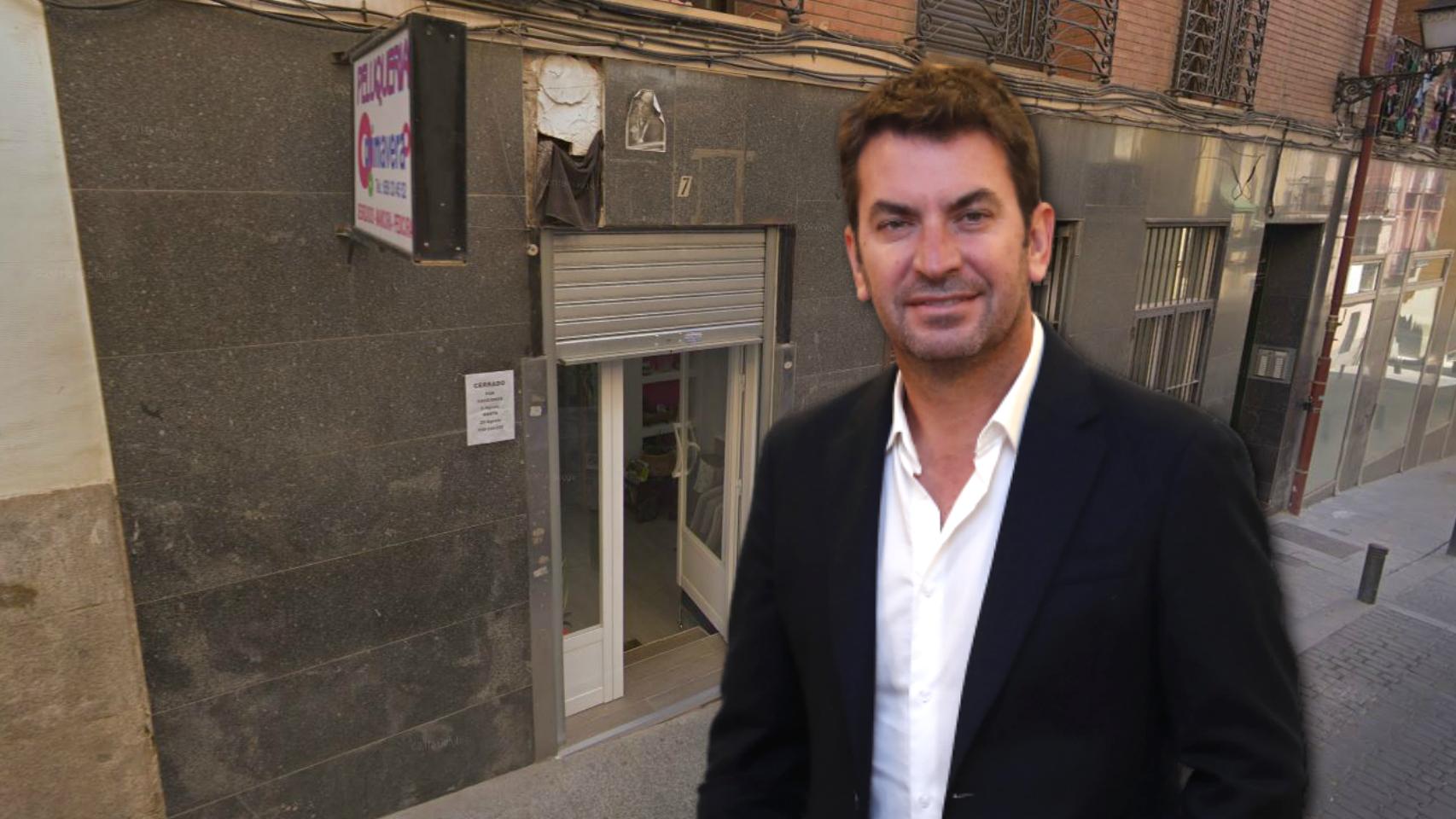 El loft de Arturo Valls, en un montaje de JALEOS