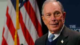 Michael Bloomberg, en una foto de archivo.