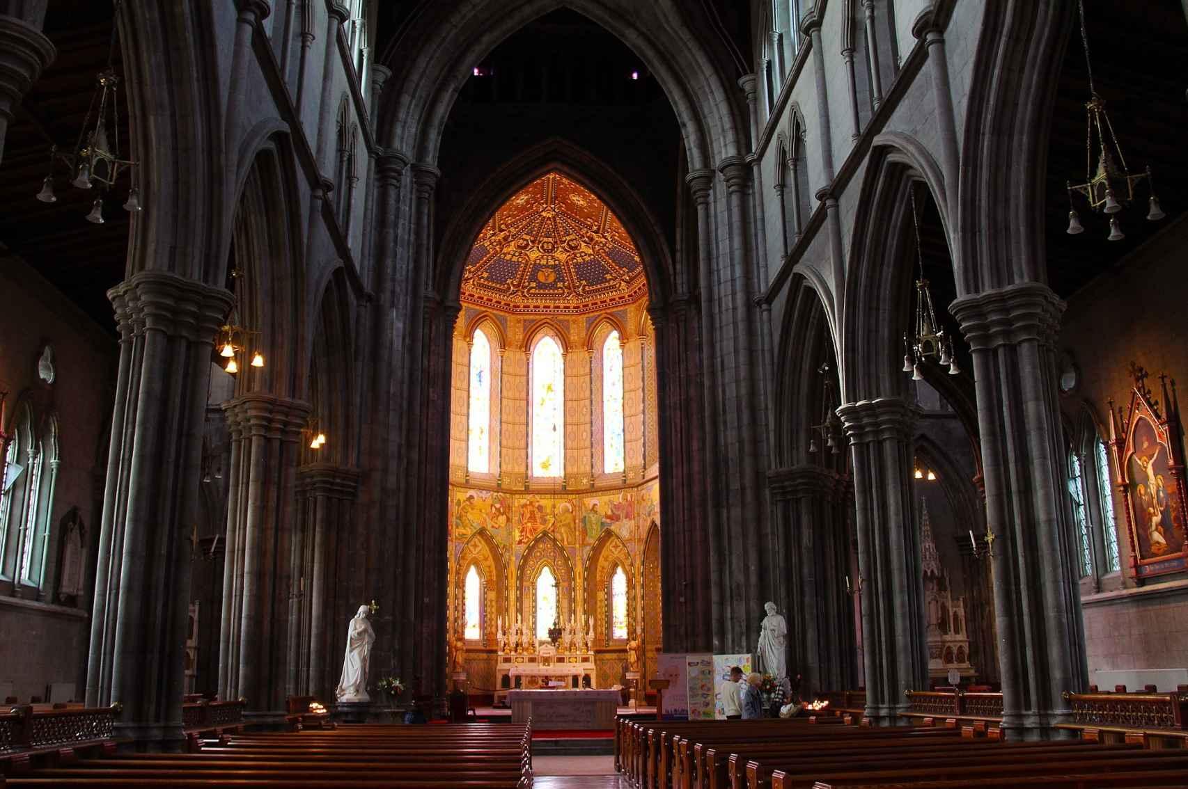 Catedral de Santa María en Dubkín.