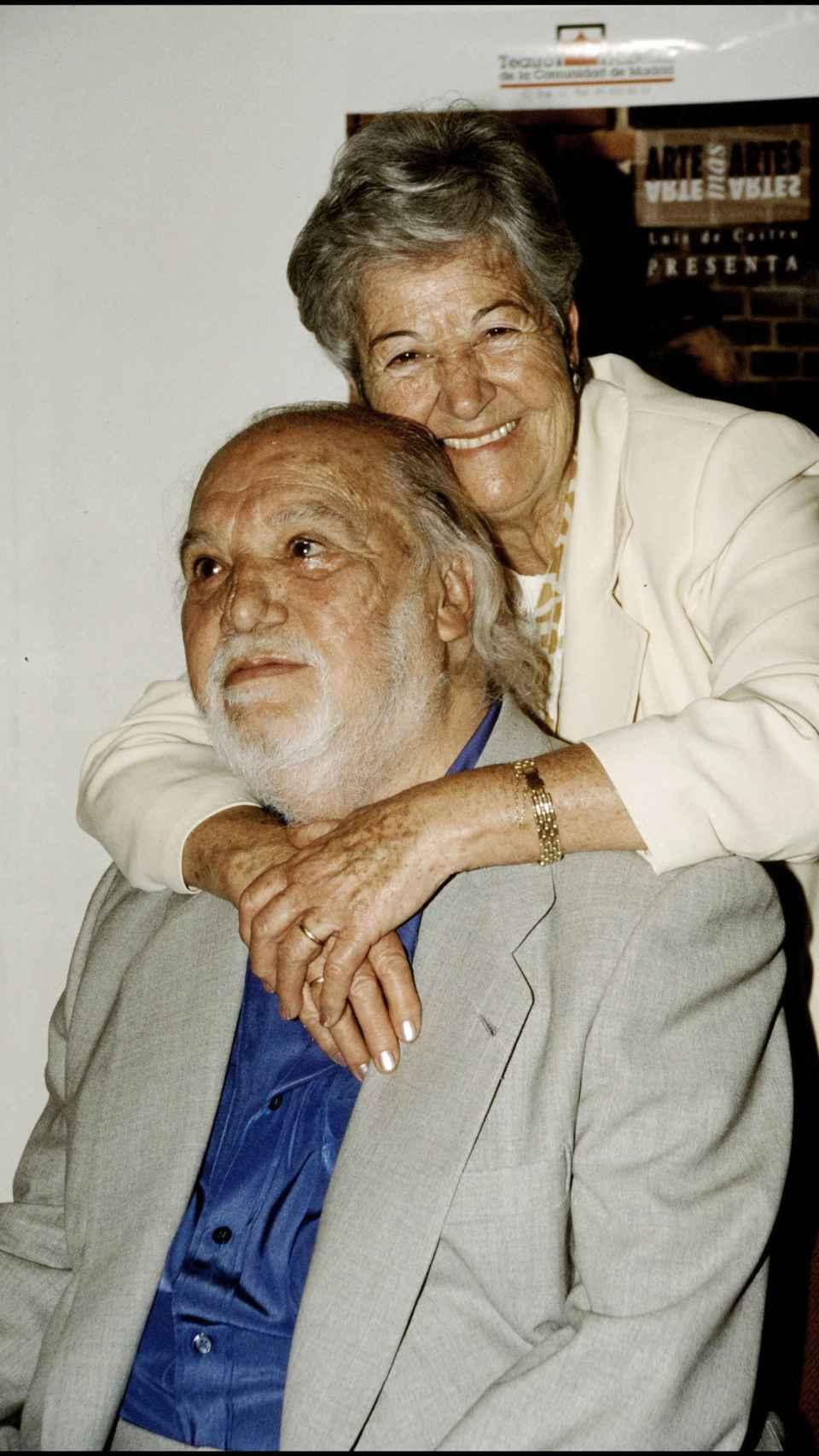 Asunción contrajo matrimonio con Paco Rabal en 1951.