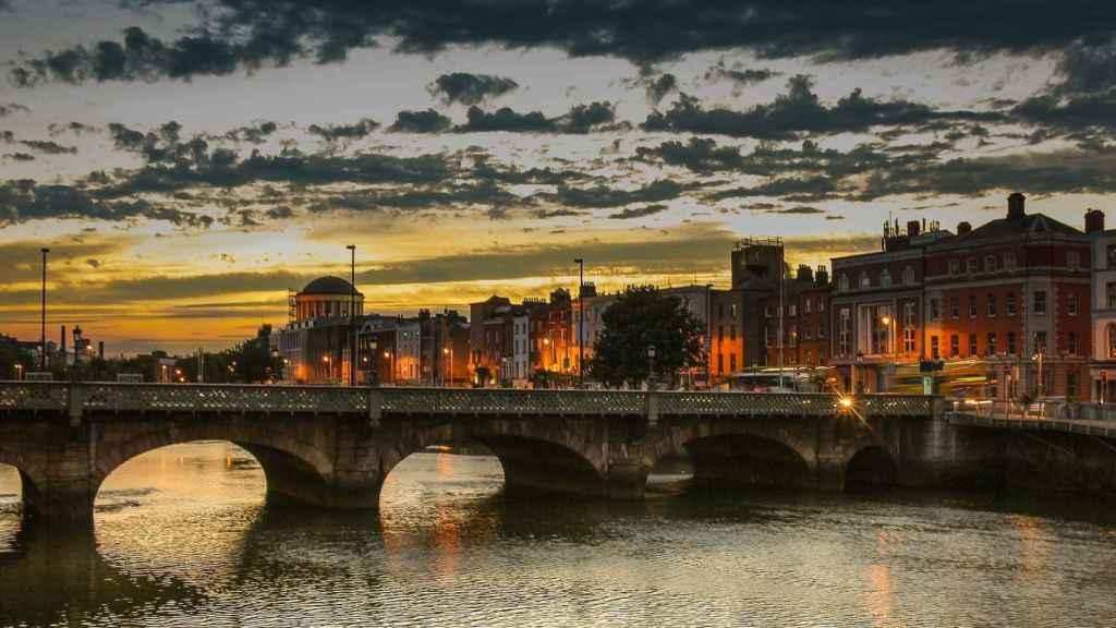 Dublín.