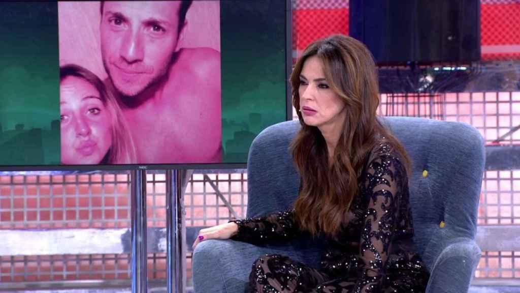Olga Moreno ha defendido a Rocío Flores durante su entrevista en 'Sábado Deluxe'.