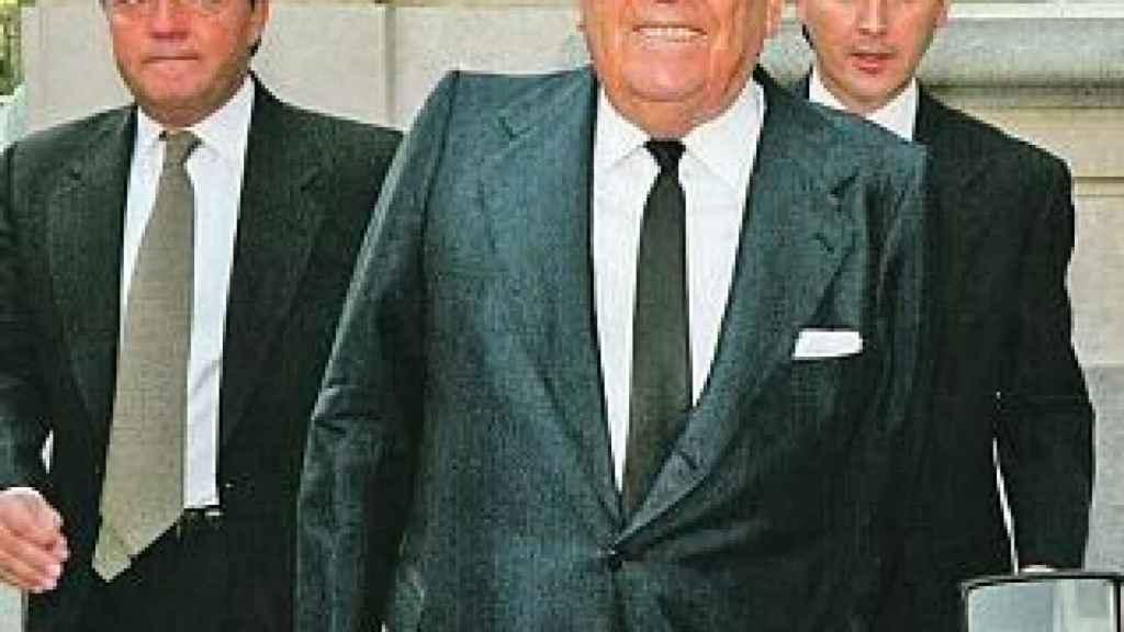 Alfonso Escamez empezó como botones y acabó siendo presidente del Banco Central.
