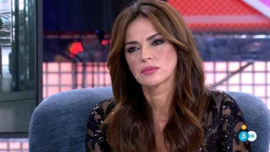 Olga Moreno ha sido atacado con dureza a Rocío Carrasco
