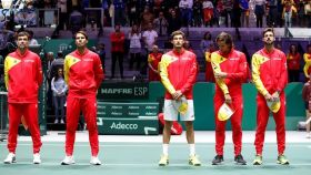 El equipo español deja el hueco de Roberto Bautista, que abandonó la concentración por el fallecimiento de su padre.