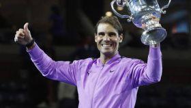 Rafa Nadal levanta el US Open 2019