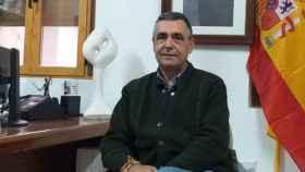 Rufino Sánchez Palomares, alcalde de Henarejos