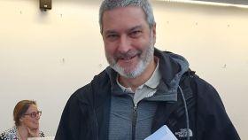 Josep Ramon Bosch, promotor de Lliga Democràtica y expresidente de SCC.