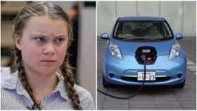 Greta Thunberg se va a encontrar muchos problemas para llegar a Madrid.