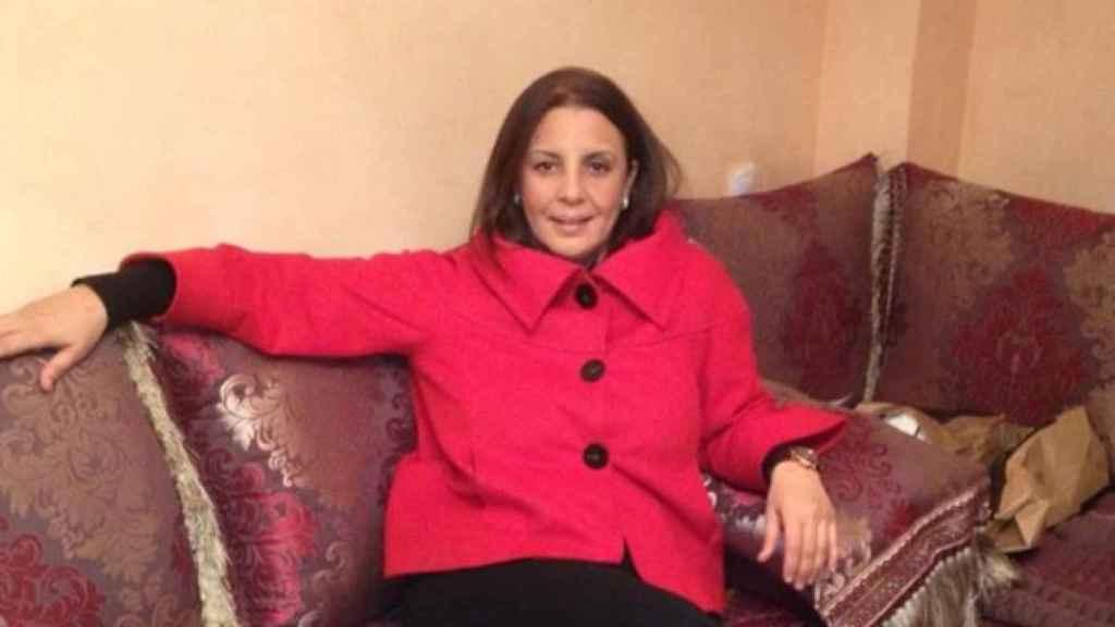 Nadia Otmani, en una imagen de sus redes sociales.