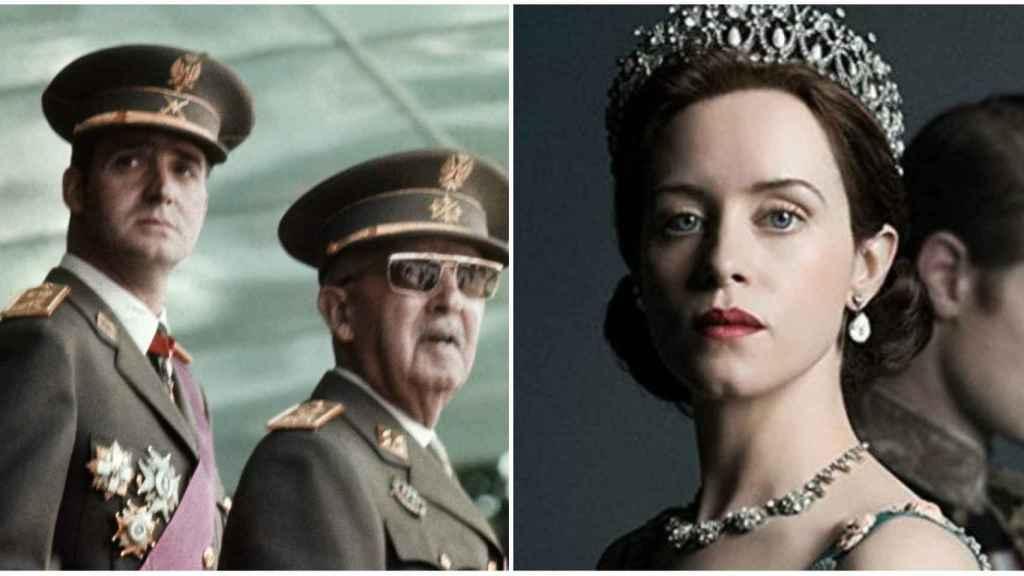 ¿Un The Cronw sobre Juan Carlos I?