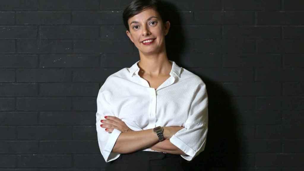 Natalia Álvarez Simó, en una foto de archivo.