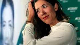 Garbiñe Muguruza analiza el papel de Nadal y Bautista en la Copa Davis
