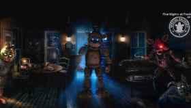 La versión de realidad aumentada de Five Nights at Freddy's llega a Android