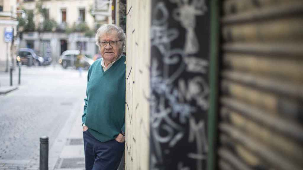 Ian Gibson nació en Dublín en 1939 y está nacionalizado español desde 1984.