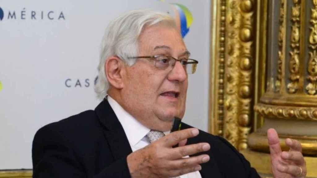 El empresario mexicano, Antonio del Valle.