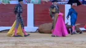 Los toros anotan un 9,5% y 1.112.000 espectadores en TVE
