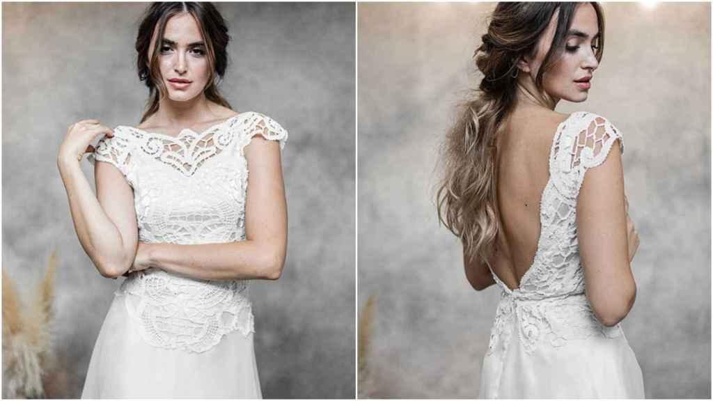 La fecha y el lugar en las que se celebrará la boda influirán mucho en cómo modificar el vestido de novia.