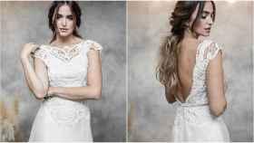 Vestidos de novia de Laura Escribano Atelier.