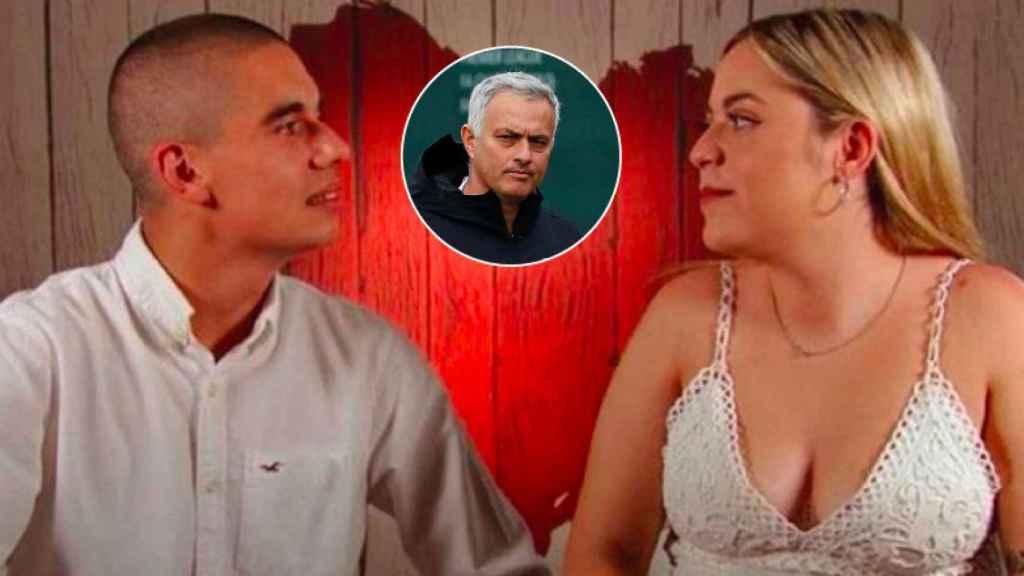 La cita entre Raúl y Yohana
