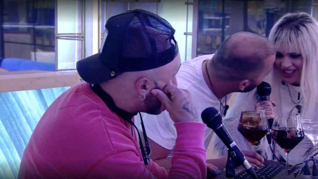 Kiko Rivera, Antonio Tejado e Ylenia (Telecinco)