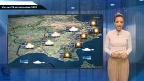 El tiempo: pronóstico para el viernes 29 de noviembre