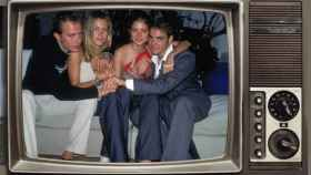 Montaje JALEOS con el programa 'Confianza ciega'.