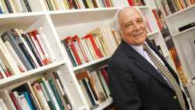 El gran periodista conquense Raúl del Pozo, en una imagen de archivo de EL DIGITAL CLM