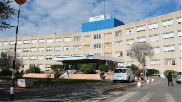 Hospital de Puertollano, en una imagen de archivo
