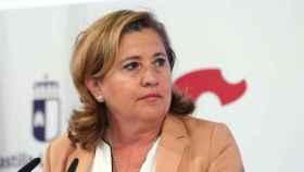 Rosana Rodríguez, consejera de Educación de Castilla-La Mancha