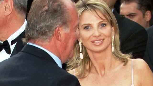 El Rey Juan Carlos y Corinna