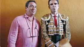 Garzón y José Tomás en Algeciras