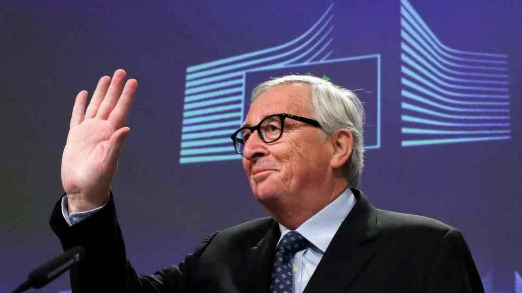Juncker dice adiós