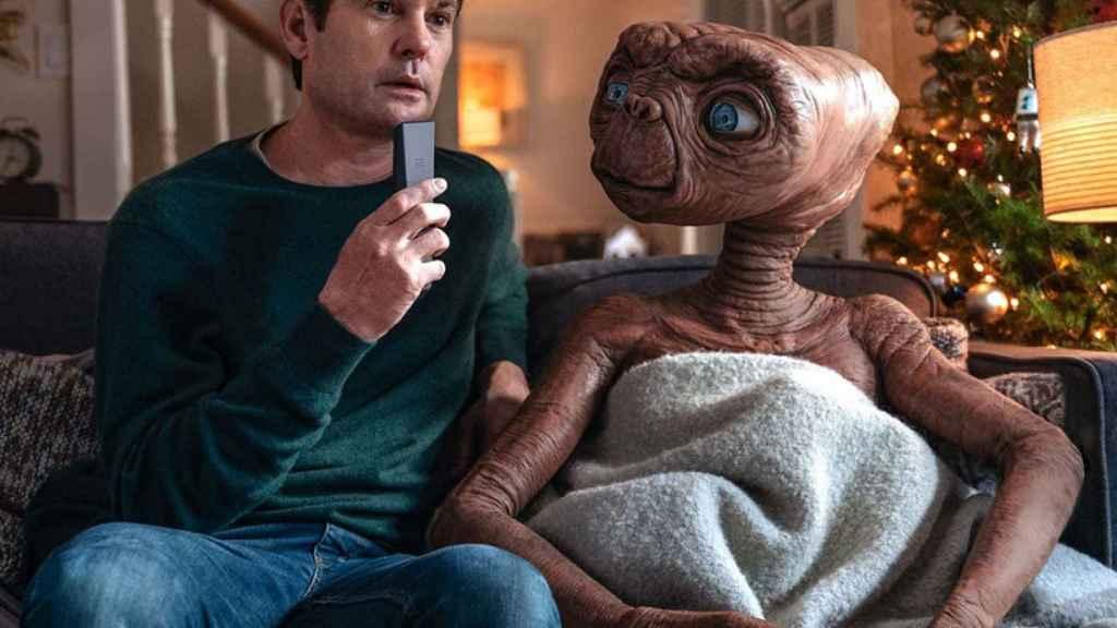 ET y Elliot se reúnen 37 años después en un emotivo anuncio que ha hecho llorar a todos