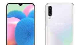La gama baja de Samsung tendrá 128 GB de memoria interna