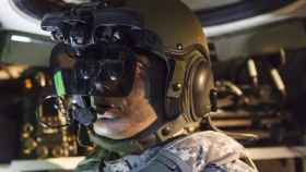 El casco Iron Vision, desarrollado por Elbit Systems.