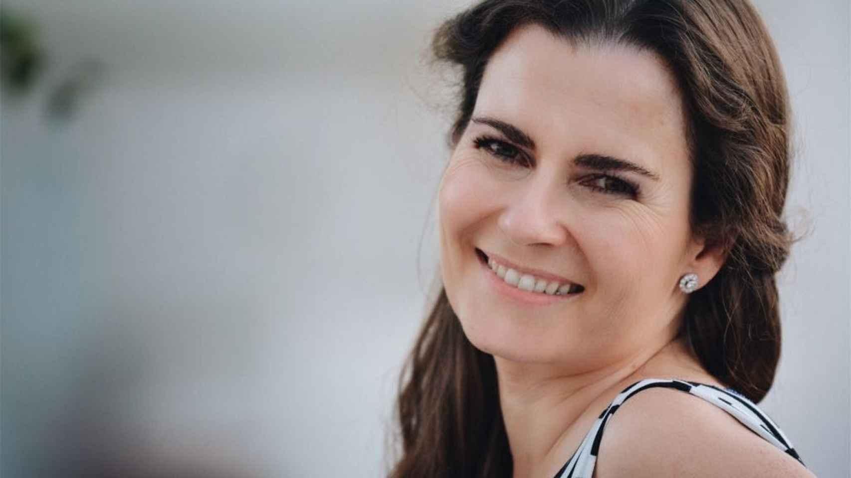 Paula Almansa cofundadora y CEO de LOOM.