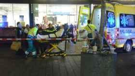 Varios heridos por un ataque con  cuchillo en una calle comercial de La Haya