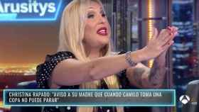 Cristina Rapado (Antena 3)
